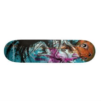 "Alex Pardee ""Stoomach Bodies"" Skateboard Deck"