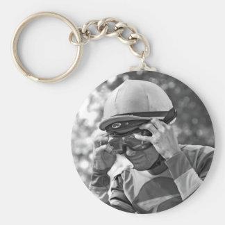 Alex Solis - World Class Jockey Key Chains