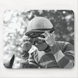 Alex Solis - World Class Jockey Mousepad