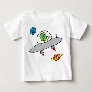 Alex the Alien - Baby Fine Jersey T-Shirt