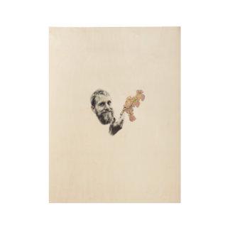 Alex Trapp Minimalist Poster