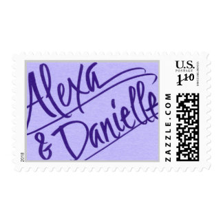 alexa and danielle stamp