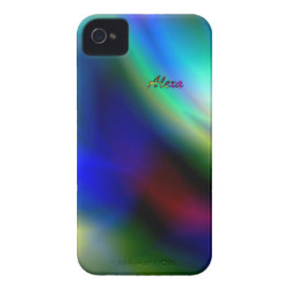 Alexa full color cover for iPhone 4