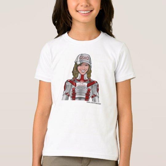 Alexa Hart/battlesuit T-Shirt