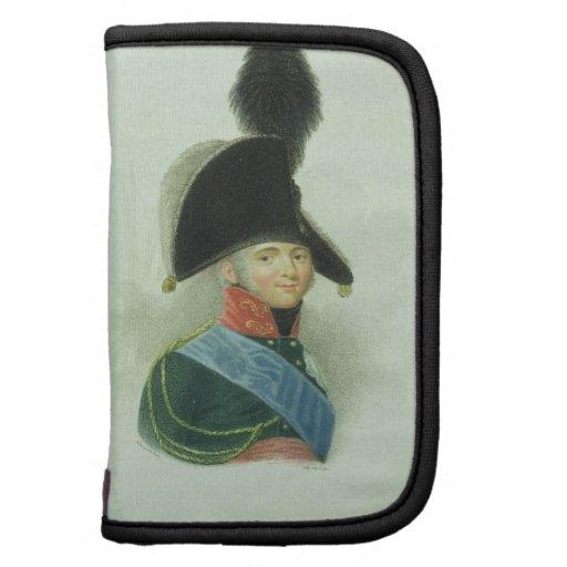 Alexander (1777-1825) el gran emperador de todo el organizador