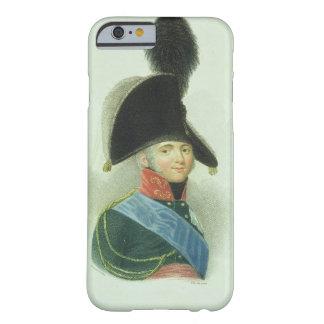 Alexander (1777-1825) el gran emperador de todo el funda de iPhone 6 barely there