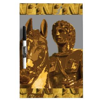 Alexander ALEXANDRÍA Egipto Historia del vintage Pizarra