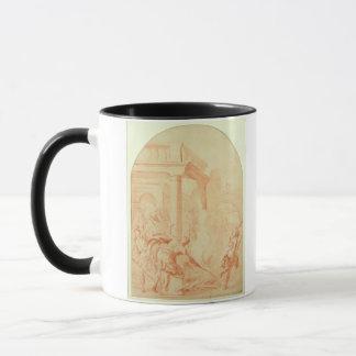 Alexander and Thais on their drunken rampage throu Mug
