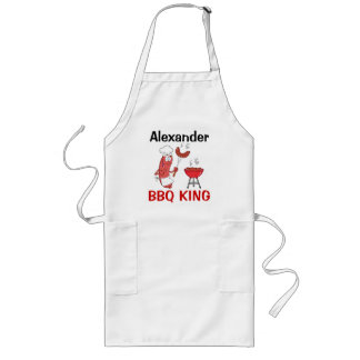 Alexander Barbecue King Long Apron