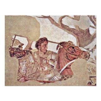 Alexander Battle  By Meister Der Alexanderschlacht Invite