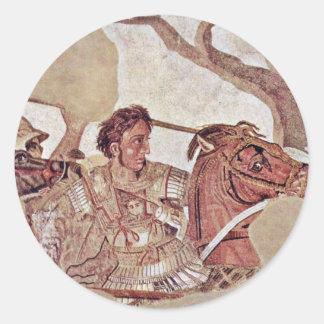 Alexander Battle  By Meister Der Alexanderschlacht Sticker