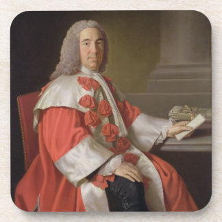 Alexander Boswell (1706-82) Lord Auchinleck, c.175 Beverage Coasters