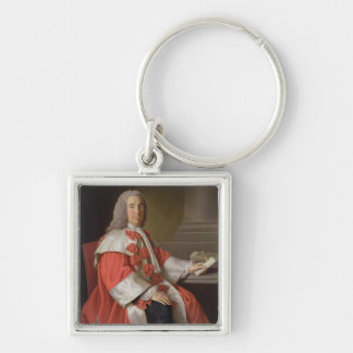 Alexander Boswell (1706-82) Lord Auchinleck, c.175 Keychain