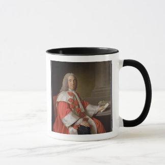Alexander Boswell (1706-82) Lord Auchinleck, c.175 Mug