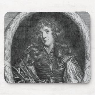 Alexander Browne, engraved by Pieter de Jode Mouse Pad