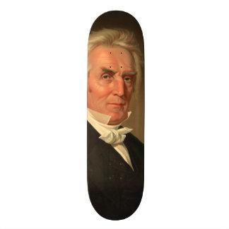 Alexander Campbell head-and-shoulders portrait Skateboard