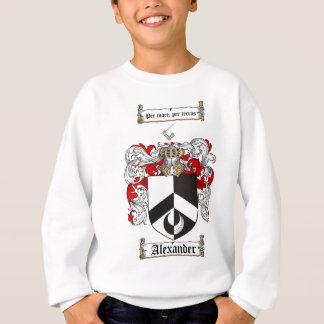 Alexander Coat of Arms / Alexander Family Crest Sweatshirt