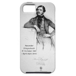 Alexander Dreyschock 1845 iPhone SE/5/5s Case