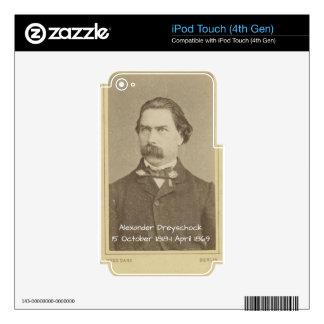 Alexander Dreyschock Skin For iPod Touch 4G