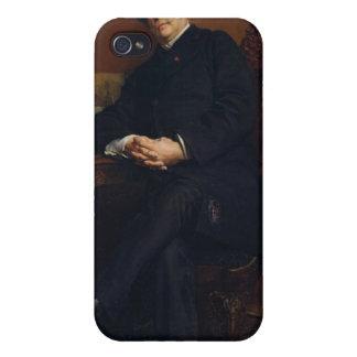 Alexander Dumas Fils 1877 iPhone 4 Carcasas