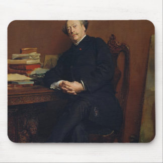 Alexander Dumas Fils  1877 Mouse Pad