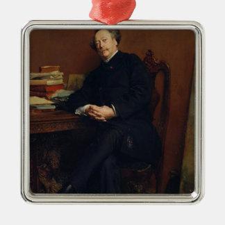 Alexander Dumas Fils  1877 Ornament