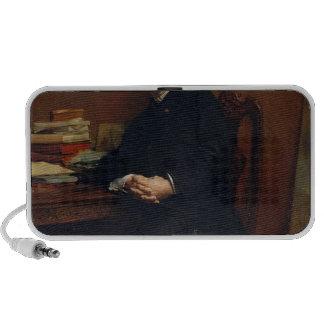 Alexander Dumas Fils  1877 Travel Speaker