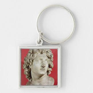 Alexander el gran rey de Macedonia Llavero