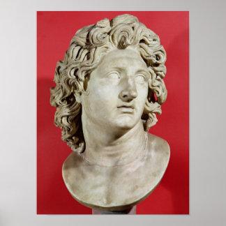 Alexander el gran rey de Macedonia Póster