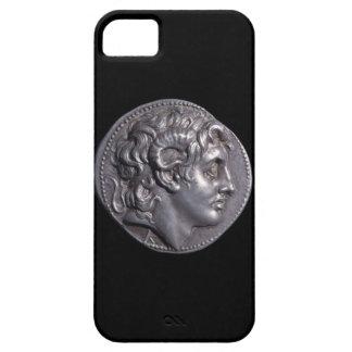 Alexander el grande iPhone 5 cárcasa