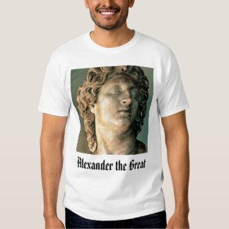 Alexander el Great', Alexander el grande Playeras