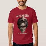 Alexander - el hombre que sabe remera