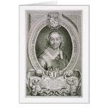 Alexander Erskein (d.1656) de 'DES Hom de los retr Tarjeta De Felicitación