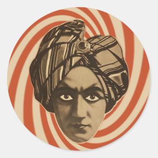 Alexander, Fortune Teller Stickers