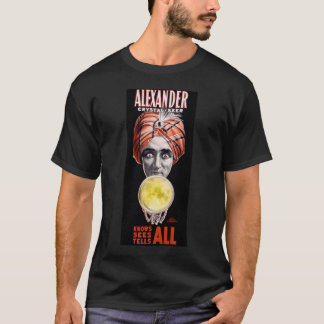 Alexander Fortune-Teller T-Shirt