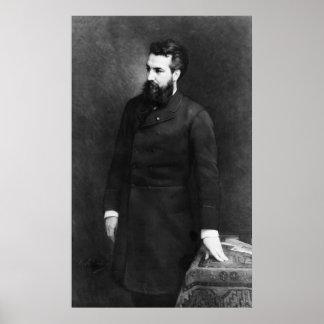 Alexander Graham Bell Póster