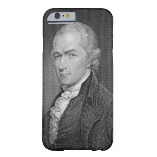 Alexander Hamilton (1757-1804) engraved by John Fr Barely There iPhone 6 Case