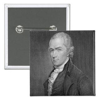 Alexander Hamilton (1757-1804) engraved by John Fr Button