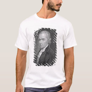 Alexander Hamilton (1757-1804) engraved by John Fr T-Shirt