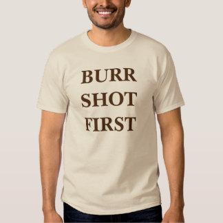 alexander hamilton aaron burr shot first shirt