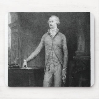 Alexander Hamilton, after the painting of 1792 Mouse Pad