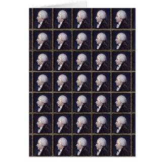 Alexander  Hamilton Designs Card