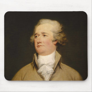 Alexander Hamilton -- Founding Father Mouse Pad