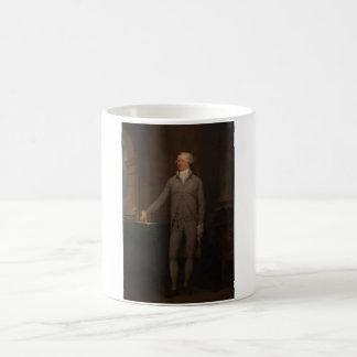 Alexander Hamilton Full-Length Portrait Coffee Mug