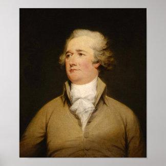 Alexander Hamilton -- Fundador Póster