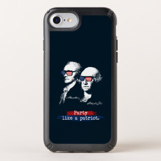 Alexander Hamilton George Washington Patriots Gift Speck iPhone Case