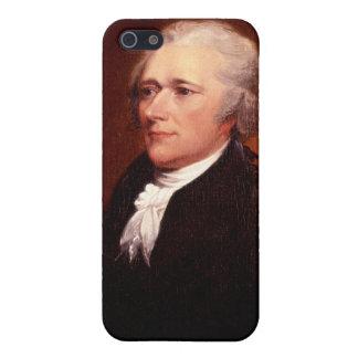 Alexander Hamilton iPhone SE/5/5s Cover