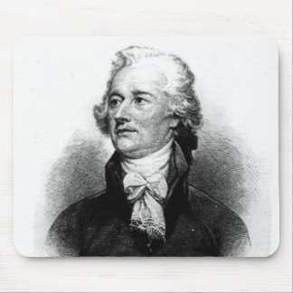 Alexander Hamilton Mouse Pad