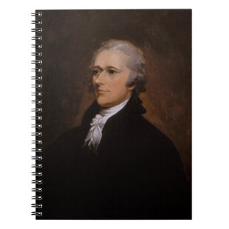 Alexander Hamilton Notebook