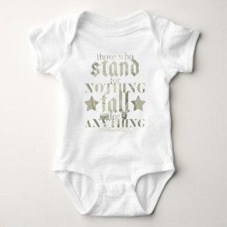 Alexander Hamilton Patriotic United States USA Baby Bodysuit